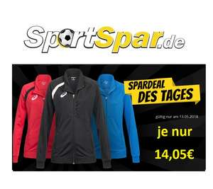 "Ascis Damen-Trainingsjacke ""Track Top"""