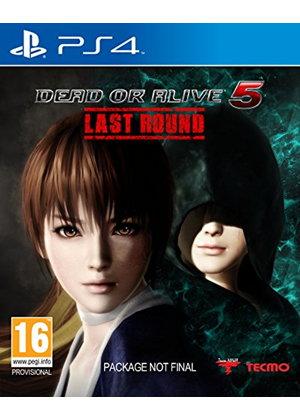 Dead or Alive 5: Last Round (PS4) für 16,03€ (Base.com)