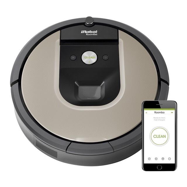 iRobot Roomba 966 für 554,90€ / Roomba 896 für 404,90€ [El Corte Inglés]