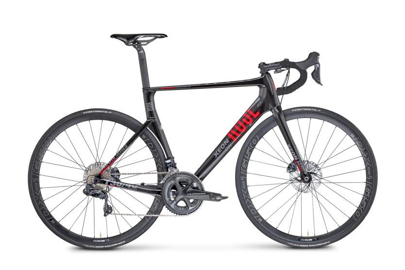 XEON CWX Disc Force/Ultegra/Di2 Aero Rennrad 7,6kg bei [Rose Bikes]