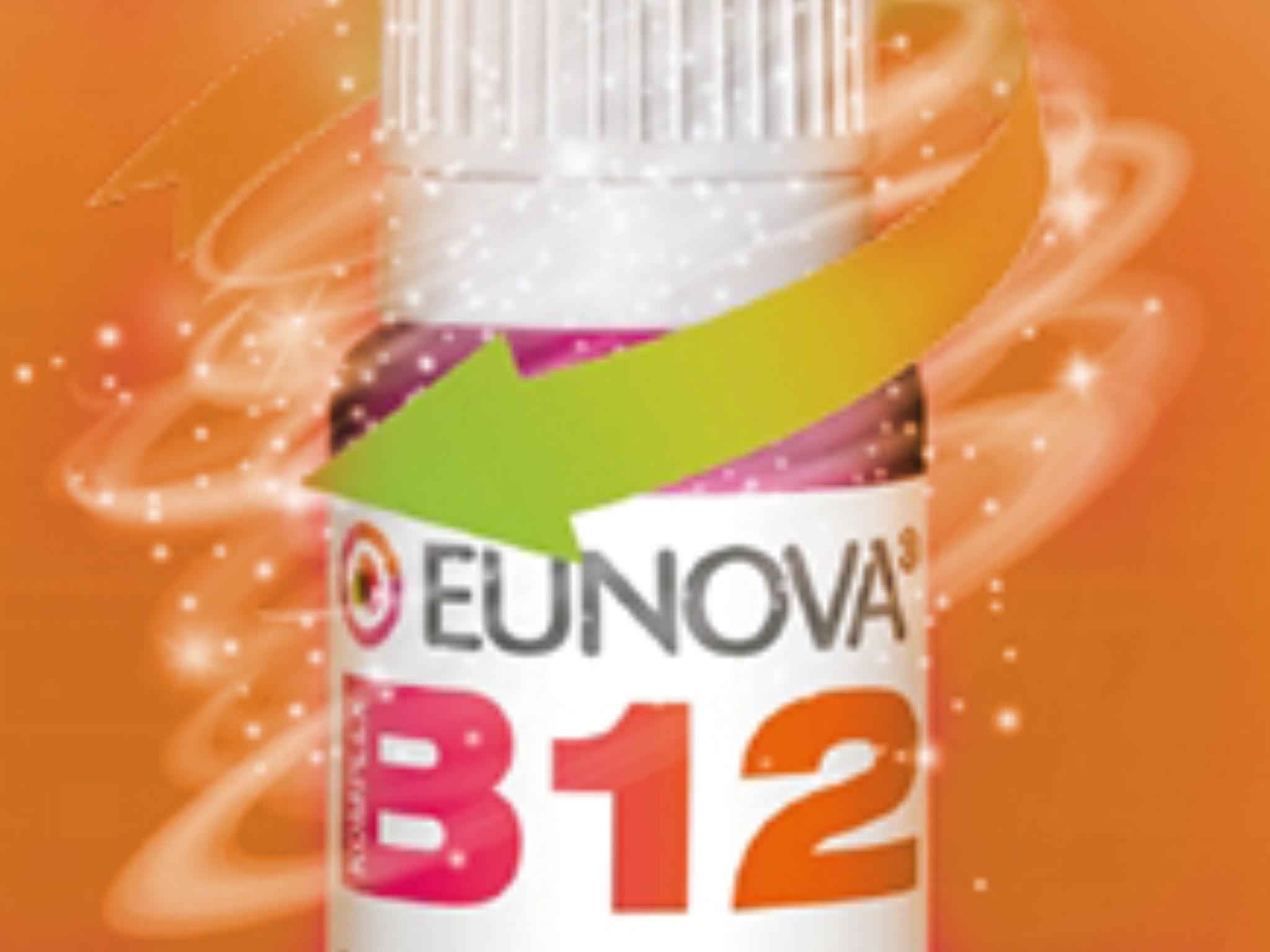 (Eunova) Nahrungsergänzungsmittel mit Vitaminen und Aminosäuren - Probe