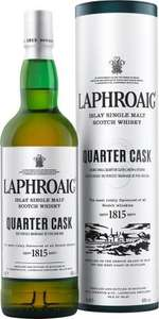 13% Rabatt auf alles von Whiskyzone, Rumpiraten und Expert24 (Spirituosen) - z.B. Laphroaig Quarter Cask 48.0% 0,7l für 28,23€ (PVG: 35€)