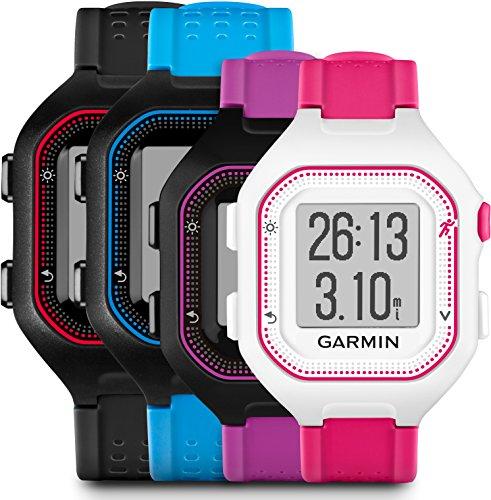 [Amazon] Garmin Forerunner 25 GPS-Laufuhr (Fitness-Tracker, bis zu 6 Wochen Batterielaufzeit, Smart Notifications) alle Farben