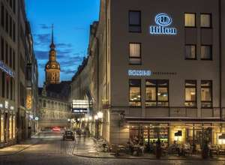 4* Superior Hilton direkt an der Frauenkirche in Dresden 54,99€ p.P.