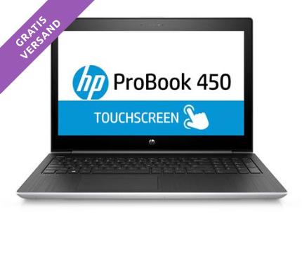 [0815] HP ProBook 450 G5, Core i5-8250U, 8GB RAM, 1TB HDD, 128GB SSD (3QL74ES#ABD)