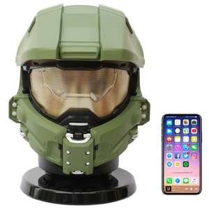 Halo Masterchief Bluetooth NFC Speaker für 46.46€ @ Zavvi