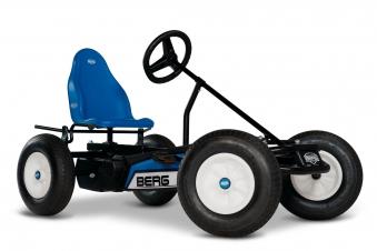 Berg Basic BFR blau/schwarz Pedal-Go-Kart + Soziussitz (edingershops)