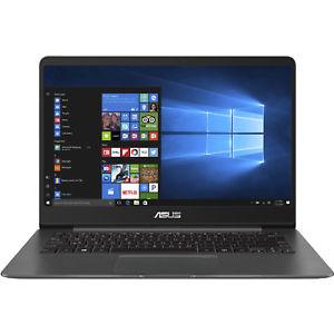 [Saturn] Asus Zenbook UX3430UQ-GV010T 35,5 cm (14 Zoll FHD matt) Notebook (Intel Core i7-7500U, 16GB RAM, 256GB SSD, Nvidia GeForce 940MX, Win 10) grau