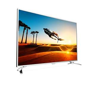 PHILIPS 4K UHD-LED-TV 55PUS7272, 7200 Serie, 55""
