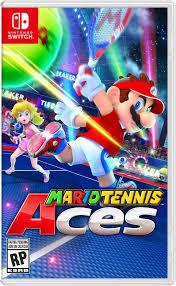 [Nintendo Switch] Mario Tennis Aces - kostenloses Testwochenende vom 01.06. bis 04.06.18