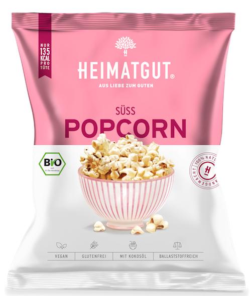 Heimatgut.com - 15% Rabatt auf Bio-Popcorn und mehr