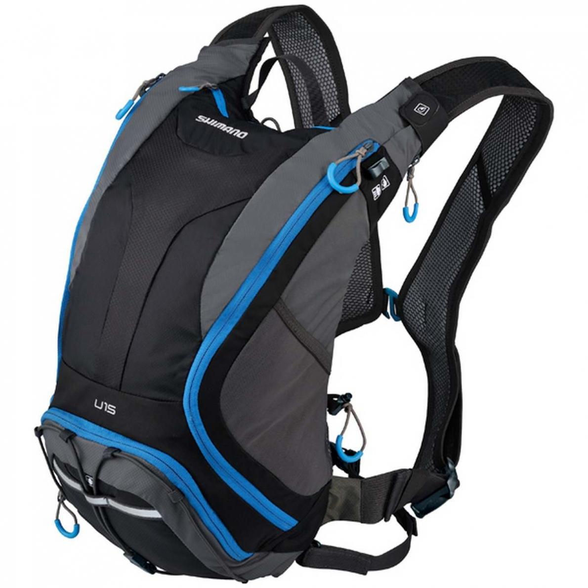 Shimano Unzen Backpack 15L inkl. 3L Trinksystem