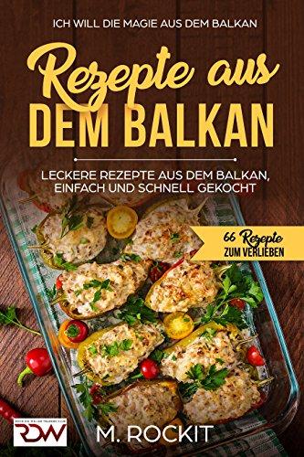 Kostenloses Kindle Kochbuch - Rezepte aus dem Balkan