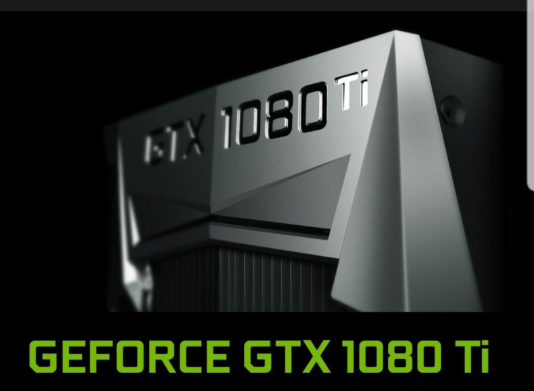 Nvidia GTX 1080ti wieder verfügbar