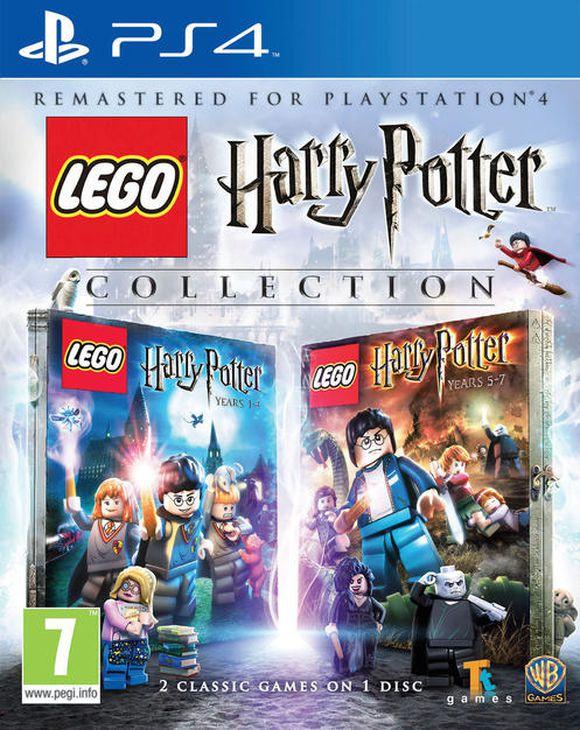 Lego Harry Potter Collection (PS4) für 15,12€ (Base.com)