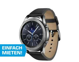 [Saturn/Amazon] Samsung Gear S3 Classic Smartwatch (Gear S3 Frontier ebenfalls)