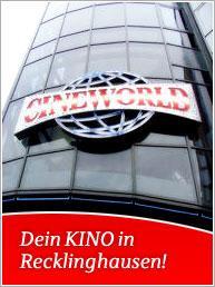Cineworld Recklinghausen - Jeden zweiten Sonntag für 3,50€ ins Kino + 2 für 1 Popcorn (innogy Kunden)