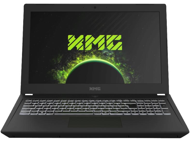 [Mediamarkt nur bis 09.00 Uhr] XMG CORE 15 - L17dpz, Gaming Notebook mit 15.6 Zoll Display, i7-7700HQ, 8 GB RAM, 240 GB SSD, GeForce GTX 1060 (6GB), Schwarz