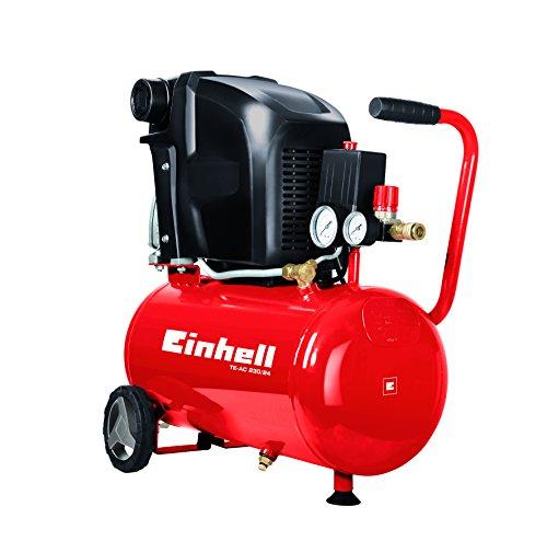 Einhell Kompressor TE-AC 230/24 1,5 kW, 24 L für 71,19€