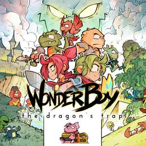 Wonder Boy: The Dragon's Trap (Switch/PS4/PC/Xbox One) für 9,99€