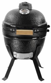 """Keramikgrill/Kamado - 14"""" - Justus Black J'Egg S"""