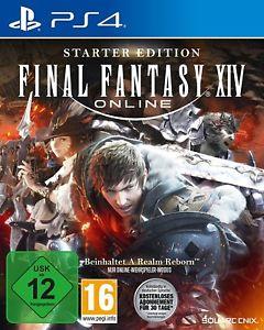 Final Fantasy XIV Starter Edition (PS4)