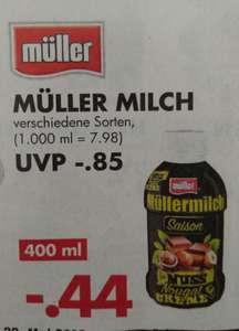 [Jawoll] Müllermilch 400ml