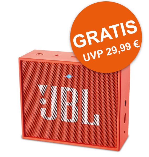 JBL Go Bluetooth Lautsprecher kostenlos beim Kauf von ausgewählten Osram Produkten bei Conrad (79,99€ MBW)