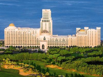 Luxus in Dubai 7 Tage Waldorf Astoria Ras Khaimah 5 + Sterne inkl HP Plus & Upgrade auf Juniorsuite für 662€ p.P
