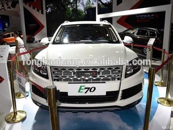 Günstiges chinesisches Elektroauto im Vergleich zum E- Golf