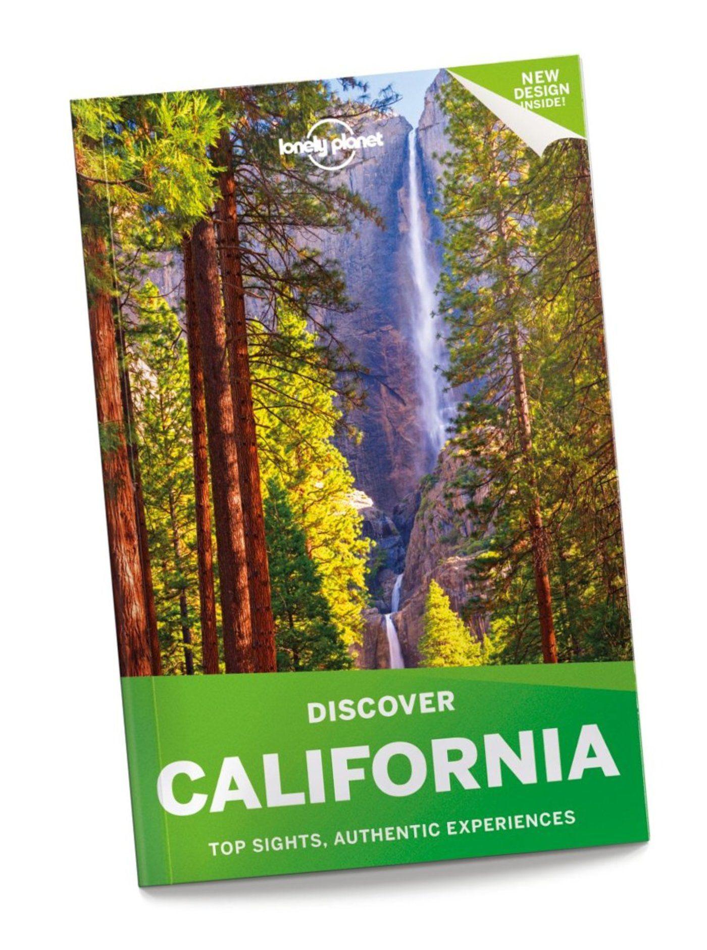 Gratis Reiseführer: Discover California von Lonely Planet