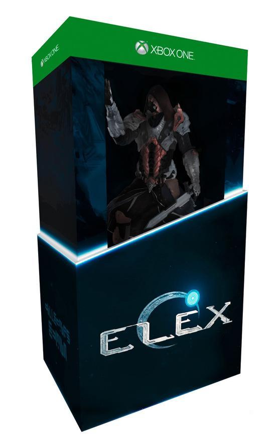 Elex: Collector's Edition (Xbox One & PS4) für je 39,96€ (GameStop)