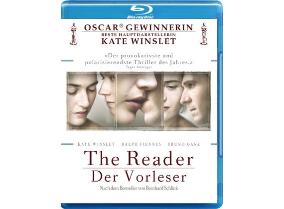 Der Vorleser als Blu-ray für 3€ (Dodax)