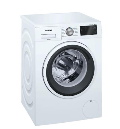 Haushaltsdeals von Saturn zum Wochenende, z.B. Siemens WM14T5B1 iQ500 Waschmaschine, 8 kg