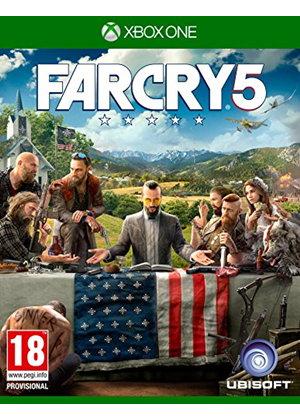 Far Cry 5 (Xbox One) für 38,72€ (Base.com)