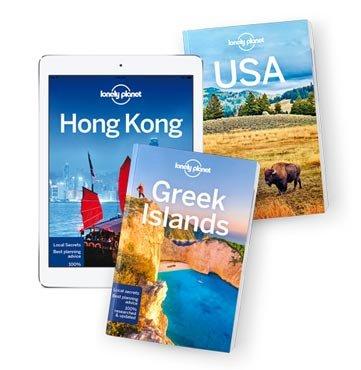 Lonely Planet: Englische Reiseführer Print/PDF: Kauf eins, bekomm eins kostenlos