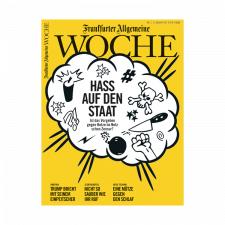 F.A.Z. Woche gedruckt - 3 Ausgaben gratis