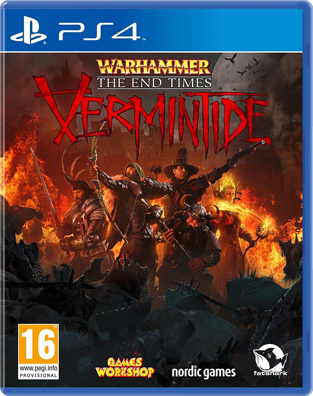 Warhammer: The End Times - Vermintide (PS4) für 13,63€ (Amazon ES)