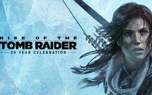 Rise of the Tomb Raider: 20 Year Celebration (als Steam Key im Humble Store)