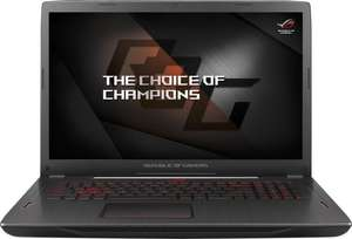 ASUS ROG Strix GL702ZC Gaming-Notebook (17,3'' FHD IPS 120Hz FreeSync, Ryzen 1600, AMD RX 580, 8GB RAM, 1TB SSHD, Win 10) für 999€ [Hardwarecamp24]