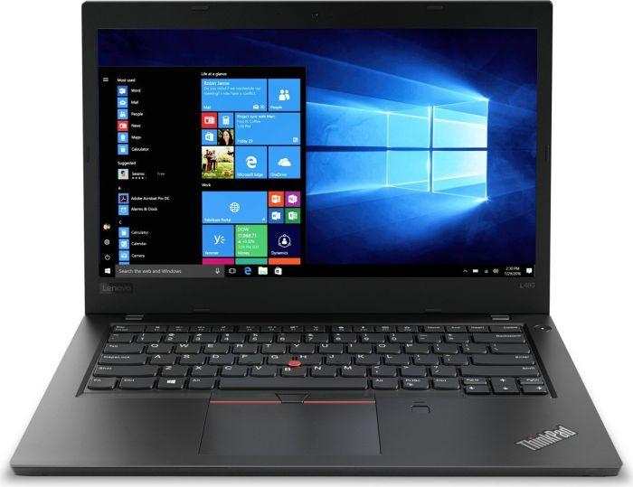 Lenovo Thinkpad L480 (14'' FHD IPS, i5-8250U, 8GB RAM, 128GB SSD, bel. Tastatur + Pointing Stick, ~7,5h Akkulaufzeit, Win 10) für 749,22€ [Lenovo]