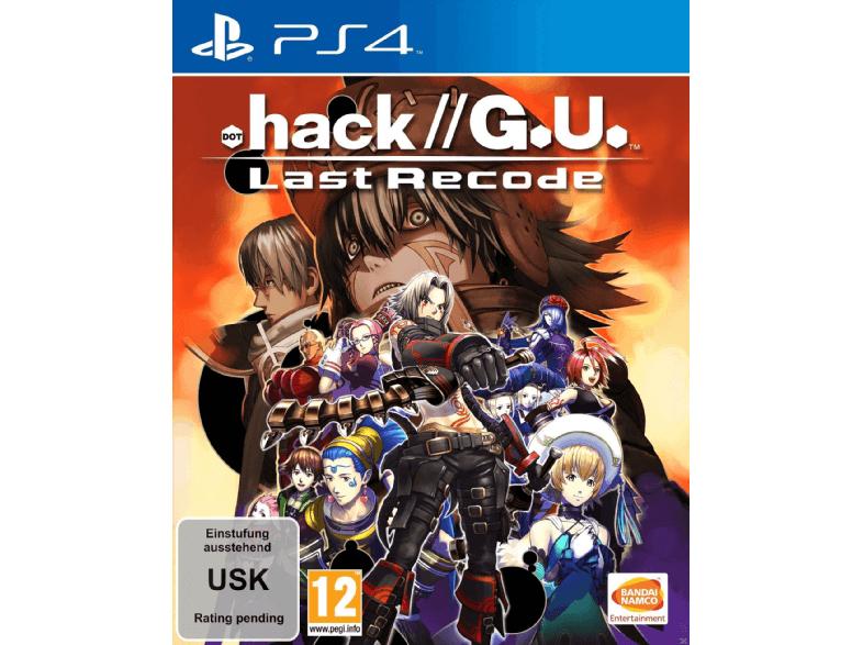.hack//G.U. Last Recode (PS4) für 19,99€ (Media Markt + Saturn + Amazon)