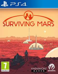 Surviving Mars (PS4/Xbox One) für 22,72€ (Shopto)