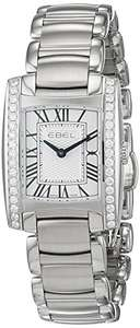 Ebel Damen-Armbanduhr 1216068 mit 34 Diamanten (0.544CT)