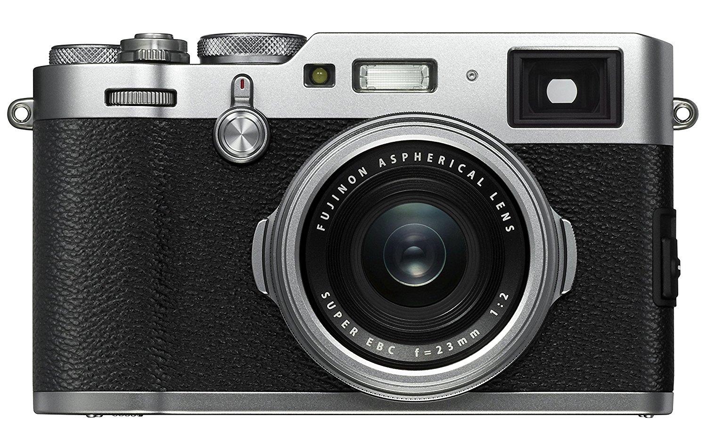 Fujifilm X100f silber/schwarz vom deutschen Händler für 1099,- €