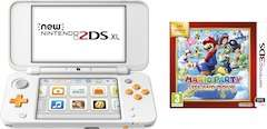 [Digitec CH] Nintendo New 2DS XL + Mario Party: Island Tours