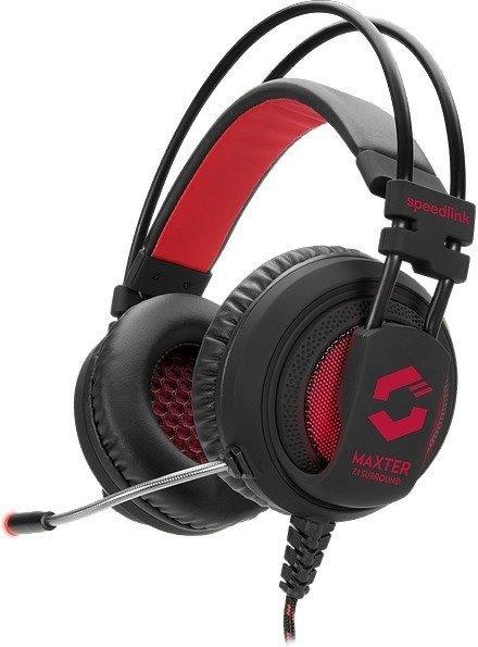 Speedlink Maxter 7.1 USB Gaming Headset - [NBB]