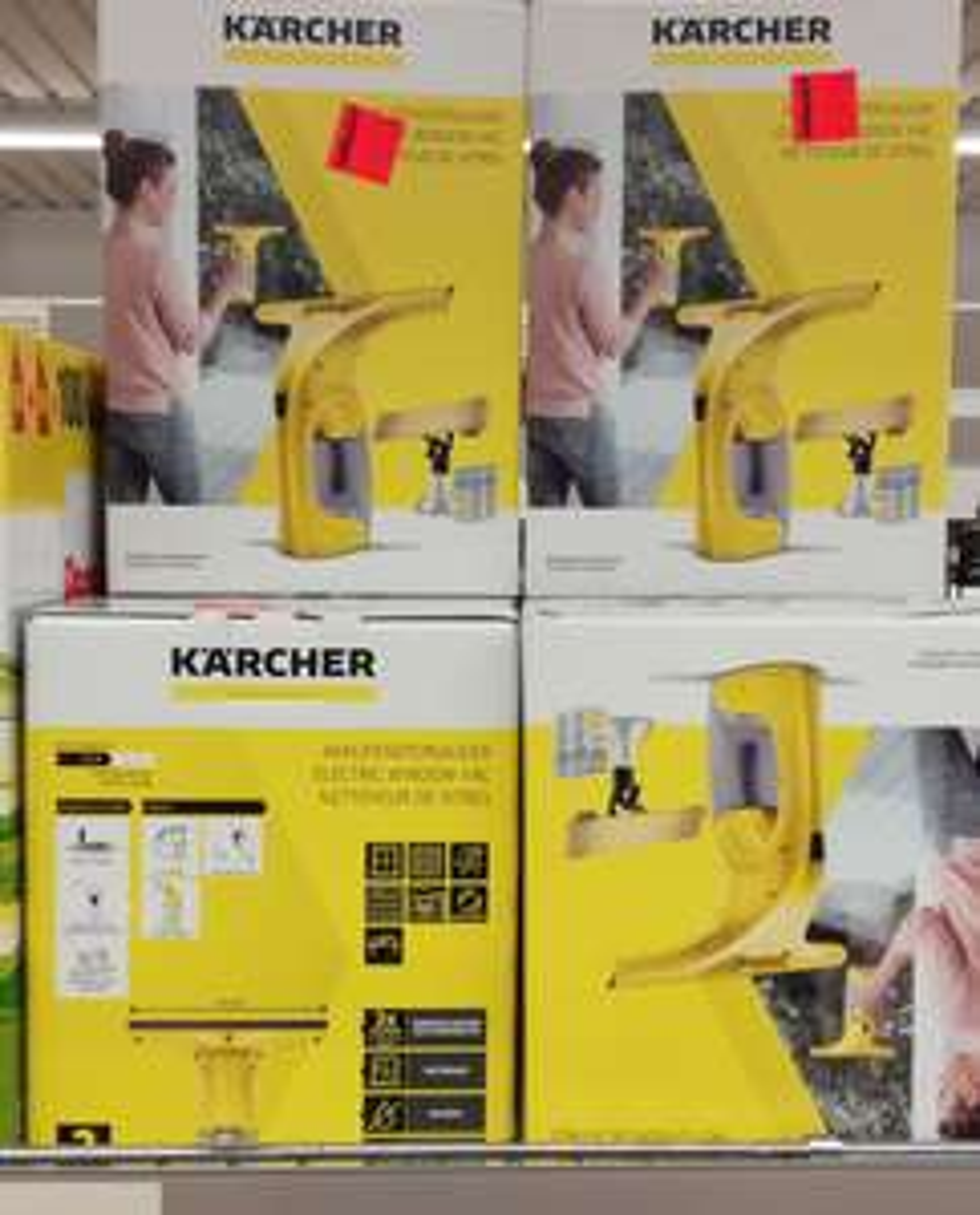 [Lokal | Aldi Wardenburg] Kärcher Akku Fenstersauger