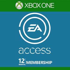 12 Monate EA Access (Xbox One) für 12,30€ (Xbox Store TR)