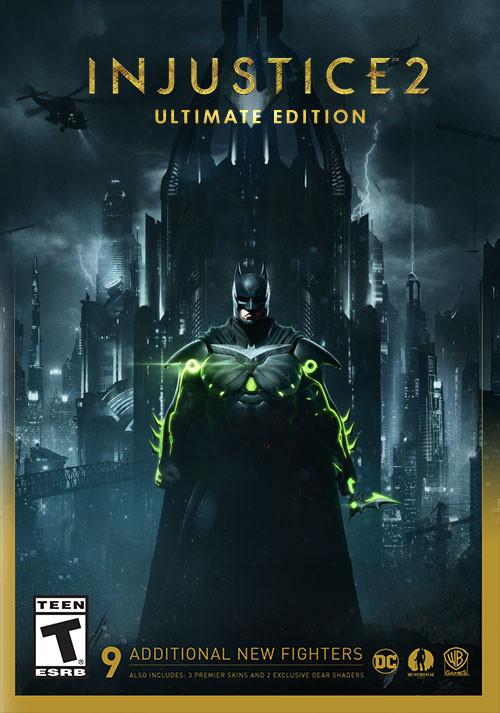 Injustice 2 Ultimate Edition (Steam) für 12,44€ (CDKeys)
